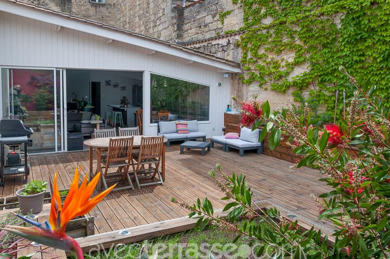 Vente vente appartement 3 pi ces avec terrasse bordeaux for Achat appartement bordeaux chartrons