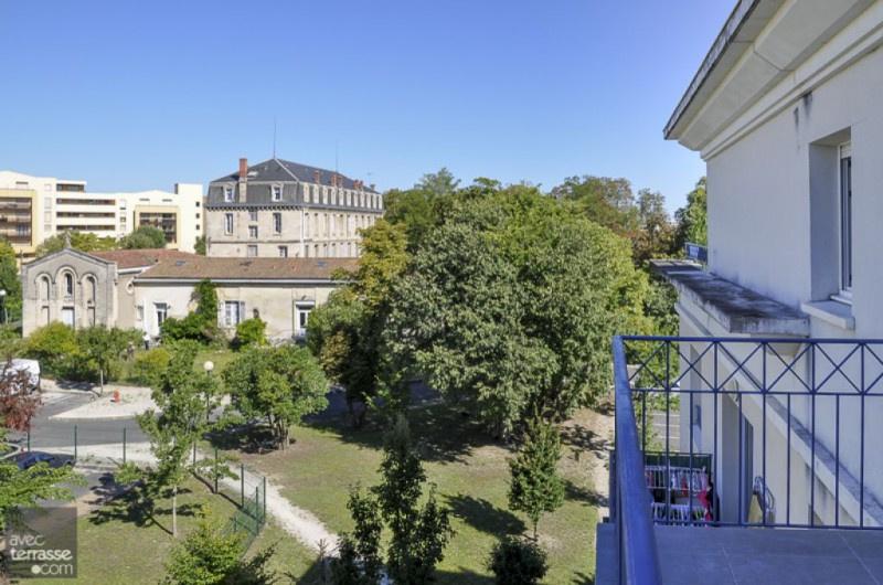 Vente bordeaux tivoli vente appartement 3 pi ces avec terrasse for Vente appartement sur bordeaux