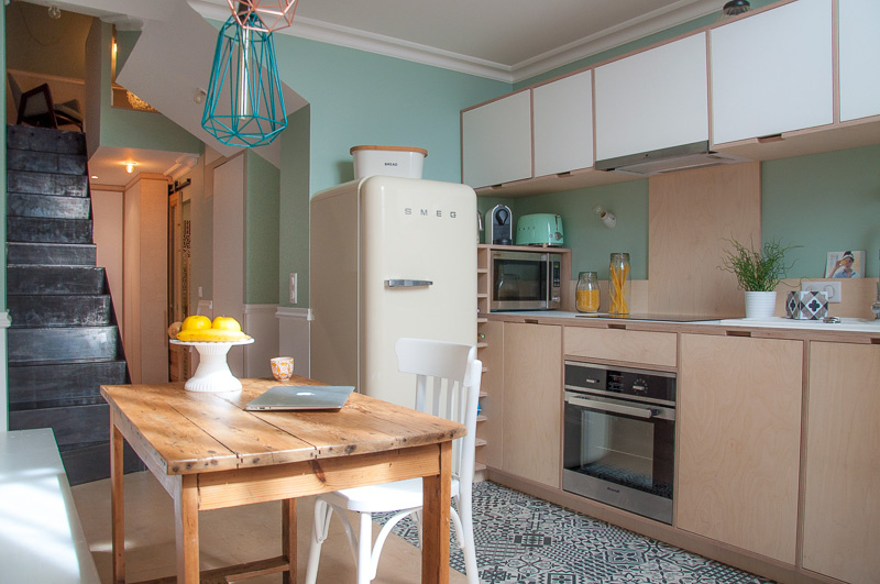 Vente vente appartement loft t2 bis bordeaux coeur for Appartement bordeaux chartrons t2
